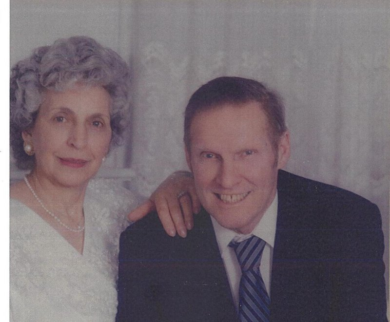 Henry S. Bertin, who owned Sawyer's Flowers, and Anna Bertin were married for 61 years and had five children.
