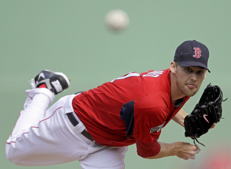 Daniel Bard, above, and Felix Doubront will join the rotation, Red Sox Manager Bobby Valentine announced Sunday.