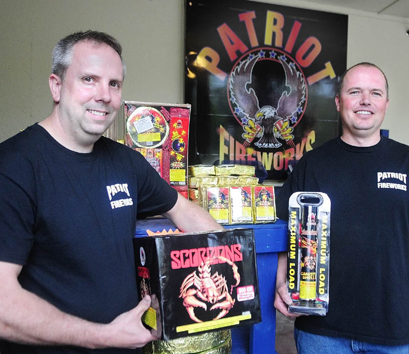 More fireworks stores opening in Maine - Portland Press Herald