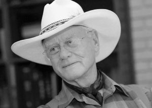 """LARRY HAGMAN, star of """"Dallas,"""" died on Friday."""