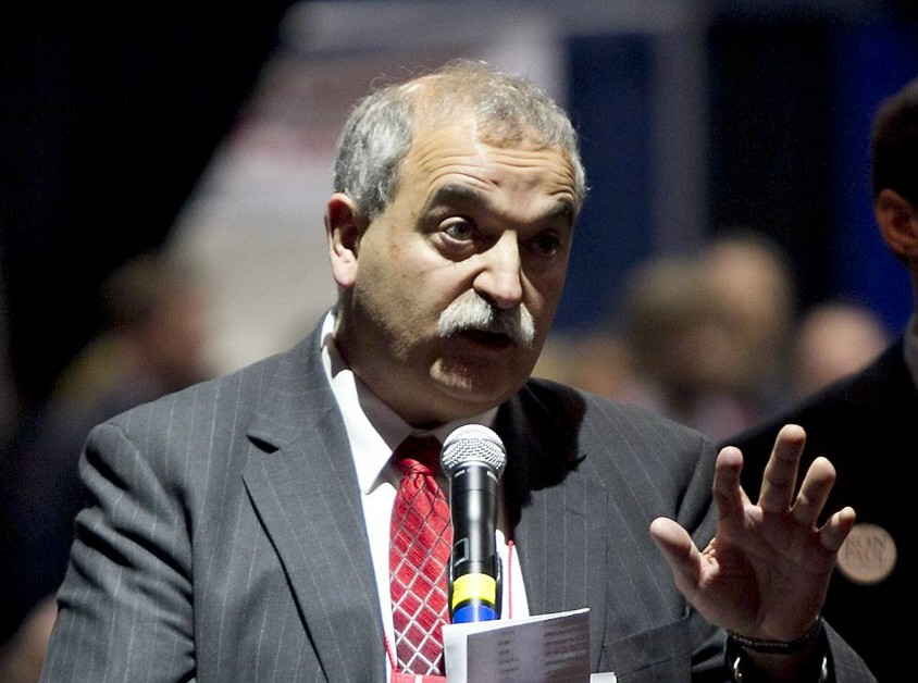 Maine Republican Party chairman Charlie Webster