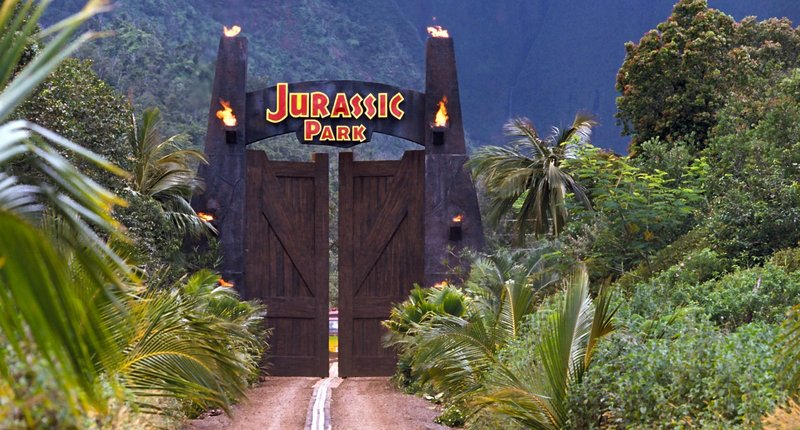 """Jurassic Park"" enjoyed record-breaking success in 1993."