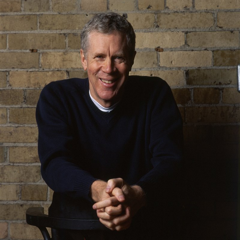 """Stuart McLean brings his radio show """"The Vinyl Cafe"""" to Merrill Auditorium in Portland in October. Tickets go on sale Monday."""