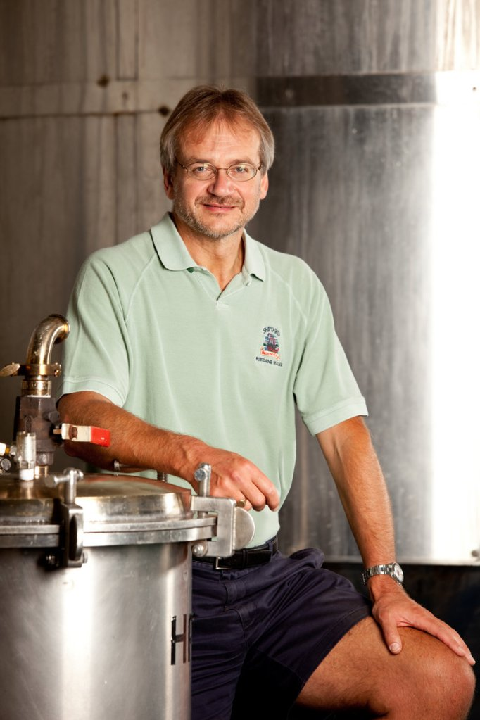 Alan Pugsley plans to consult and lead brewery tours to England.