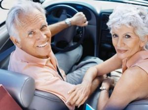 Many senior centers and organizations offer programs that allow elderly drivers to brush up on their skills behind the wheel.