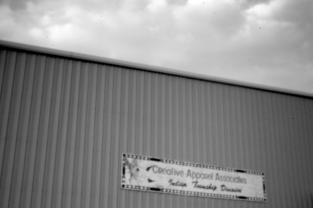 The factory doors have since closed at the Indian Township site for Creative Apparel Associates, a Passamaquoddy venture that once made chemical-protection suits for the military. A lack of transparency clouded many of the tribe's business enterprises.