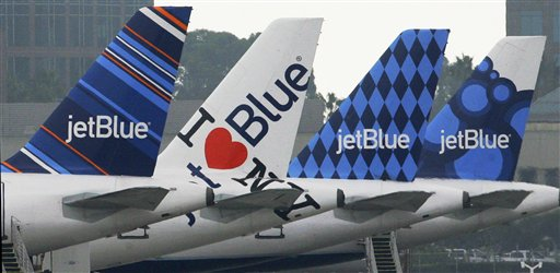JetBlue will stop service between New York City and Portland after Jan. 7, 2019, and resume flights around Memorial Day.
