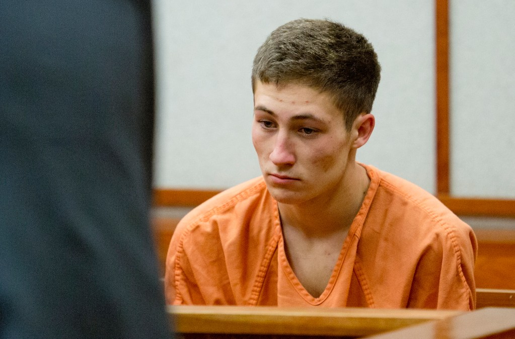 Falmouth teenager's friends baffled by charges - Portland
