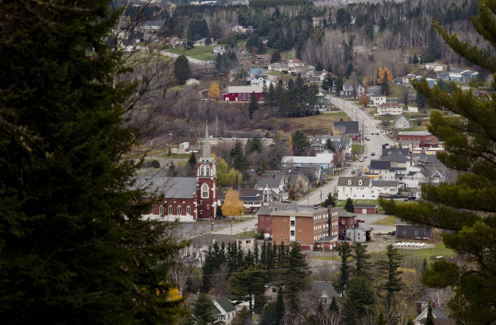 """Fort Kent rarely gets much attention, residents say. """"We are at the end of the road. I mean, after us is Canada,"""" the Rev. James Nadeau, pastor at St. Louis Roman Catholic Church, said last week. But the arrival of Hickox last Monday has created an international media frenzy there."""