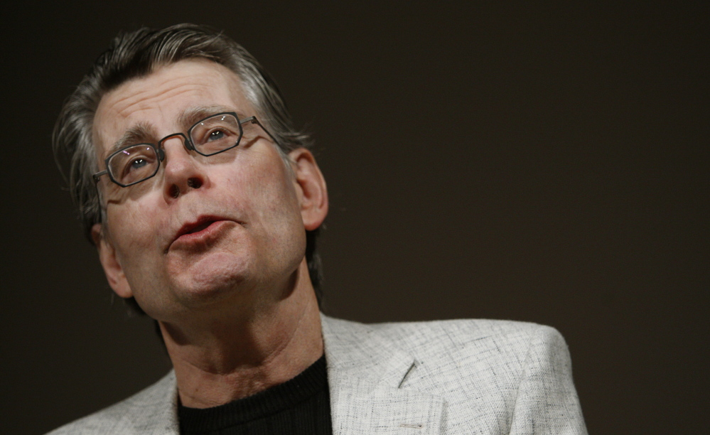 Stephen King splits his year between homes in Florida and Maine but lives a fairly simple life.