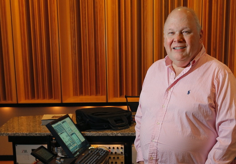 Bob Ludwig, a music producer and owner of Gateway Mastering in Portland, won four Grammys last year.