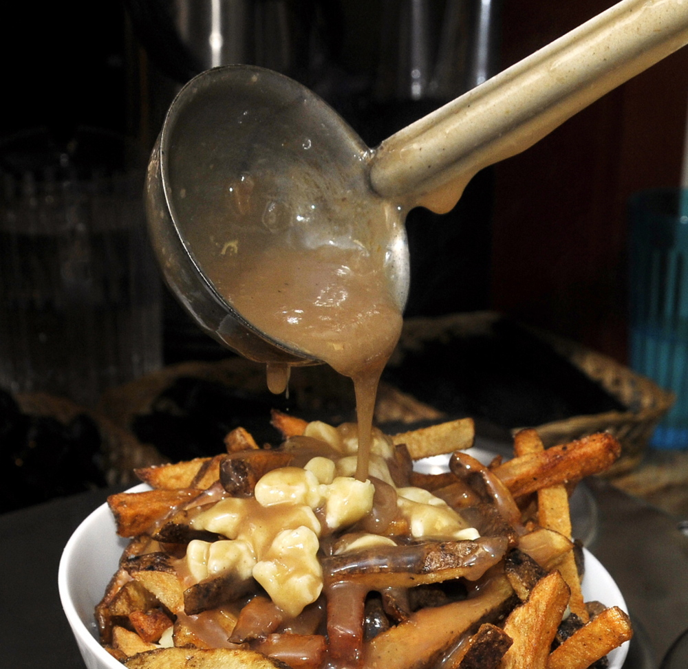 If you think Duckfat fries are too young to be called a Maine classic, try them in the restaurant's upscale version of poutine.