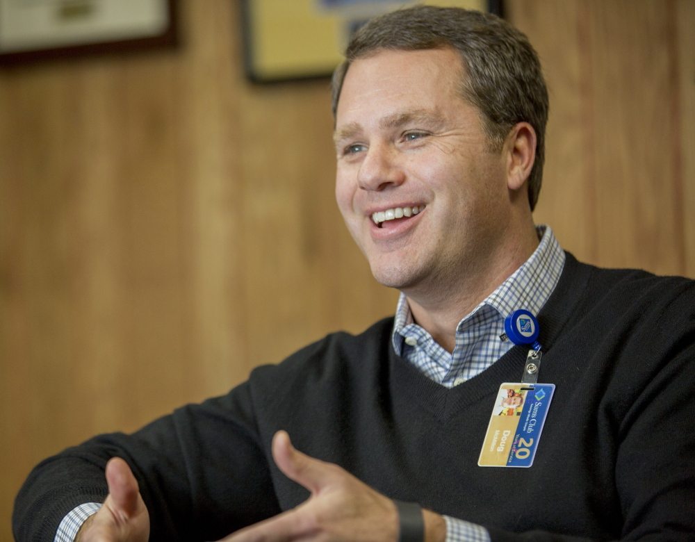 """Pay raises are part of comprehensive changes to Wal-Mart's hiring, training, compensation and scheduling programs that """"will give our U.S. associates the opportunity to ... advance in their careers,"""" said President and CEO Doug McMillon."""