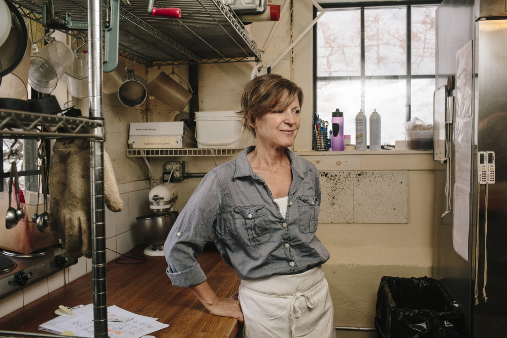 Alison Pray of Standard Baking Company in Portland is a semi-finalist in the Outstanding Baker category of the James Beard Foundation Awards.
