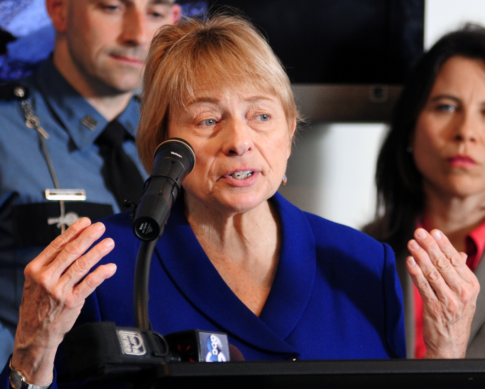 Maine Attorney General Janet Mills, seen in 2015, announced Monday that she will run for governor in 2018.