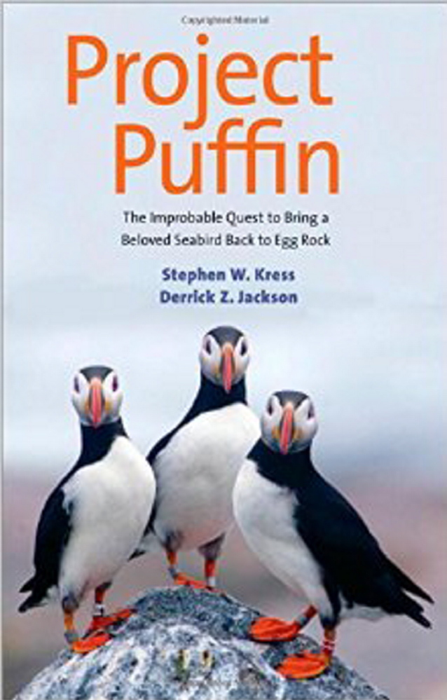 Book review: 'Project Puffin' explores complicated return of Maine
