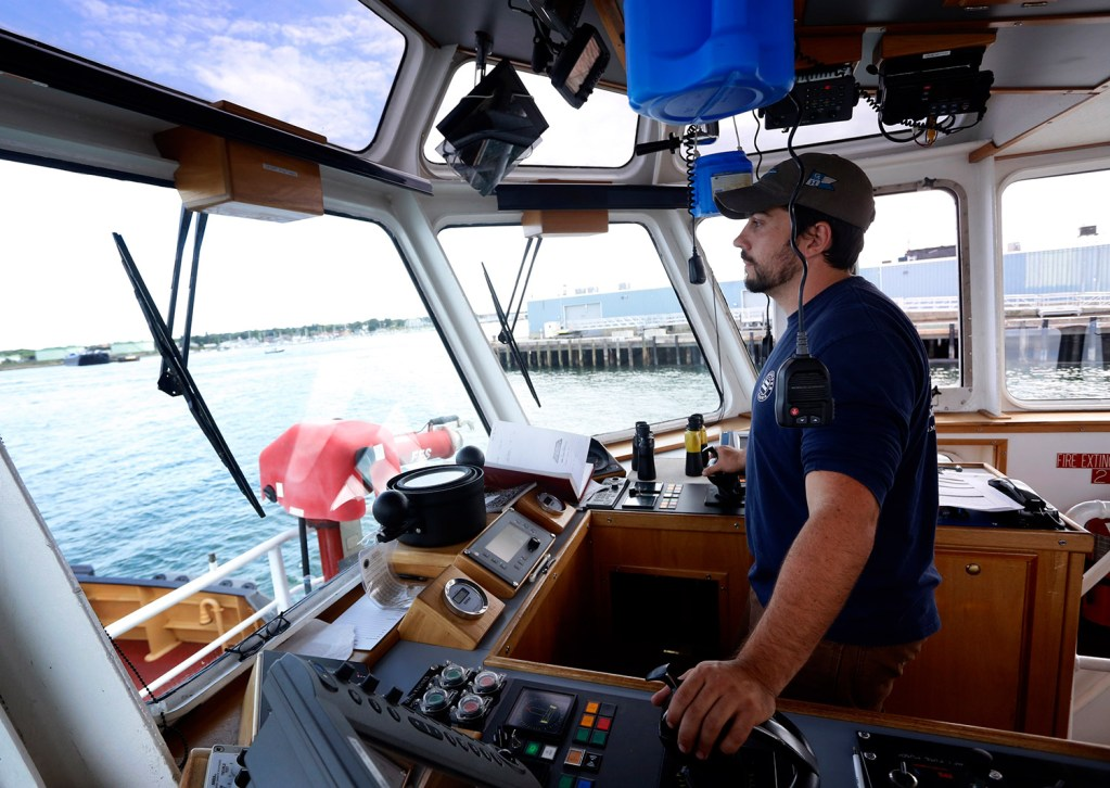 On the Job: Tugboat captain knows ins and outs of harbor