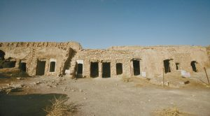 THIS NOV. 7, 2008, PHOTO shows St. Elijah's Monastery on the outskirts of Mosul, Iraq, about 225 miles northwest of Baghdad. St. Elijah's served as a center of the regional Christian community for centuries, attracting worshippers from throughout the region to pray with its priests.