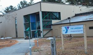 ACCORDING TO DIRECTOR SABRINA MURPHY, the Bath Area Family YMCA was hesitant about moving forward at first, considering the amount of work the building at Brunswick Landing needed. It was the vision of Tom Wright from Seeds of Independence, who offered to help renovate the space, that reassured Murphy.