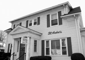 BIDDEFORD'S SAINT ANDRE HOME is closing programs for pregnant women and adoptions.