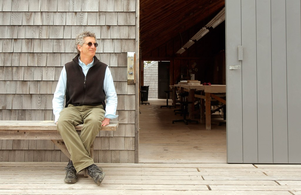 Stuart Kestenbaum, former director of the Haystack Mountain School of Crafts in Deer Isle, has been named poet laureate for Maine.