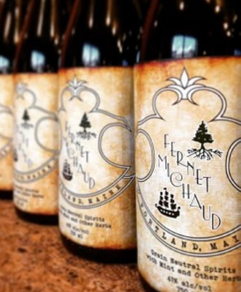 Liquid Riot's bottles of fernet are available for purchase at the Portland brewery and distillery. Courtesy photo