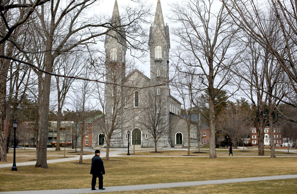 "Two members of Bowdoin Student Government face impeachment for attending attending a fiesta-themed ""tequila party"" Feb. 20 that included sombreros and conduct that students found racially offensive."