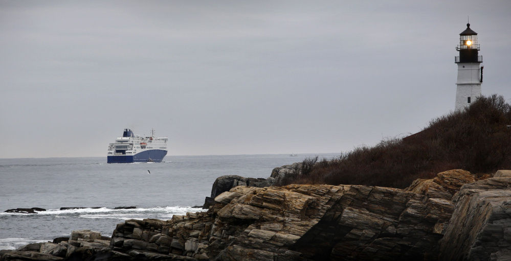 The Nova Star leaves Portland for good on Dec. 9, heading to the Bahamas. After two seasons of failing to meet passenger projections and burning through 40 million Canadian dollars in subsidies, Nova Star Cruises lost its contract with Nova Scotia.