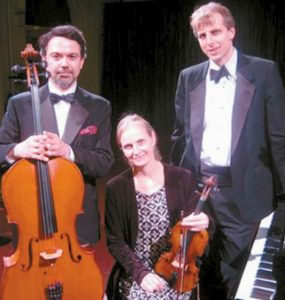 THE CAPITAL TRIO will perform at the Franco Center in Lewiston Friday.