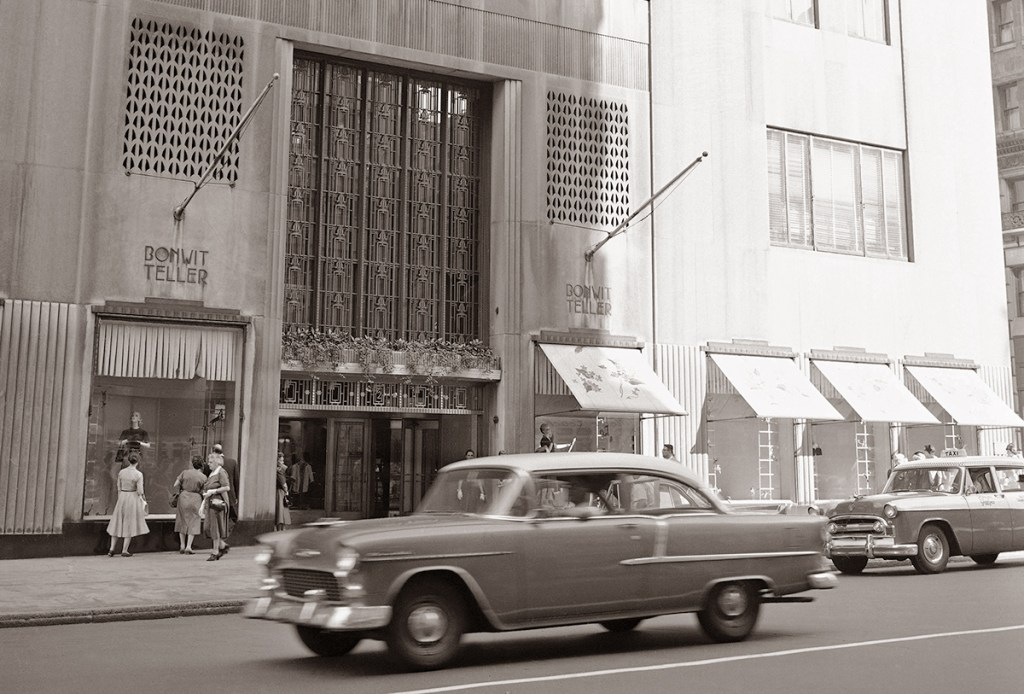 Donald Trump promised to save some important architectural features on the old Bonwit Teller Department store before it was torn down to make way for Trump Tower. He reneged. The Associated Press.