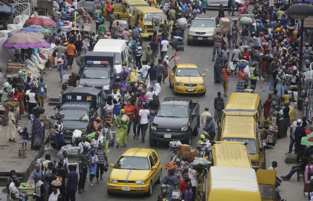 With quietude rarely enjoyed in crowded Lagos, Nigeria, officials are closing down dozens of churches, mosques and nightclubs in a bid to reduce noise in the coastal commercial center. Associated Press/Sunday Alamba