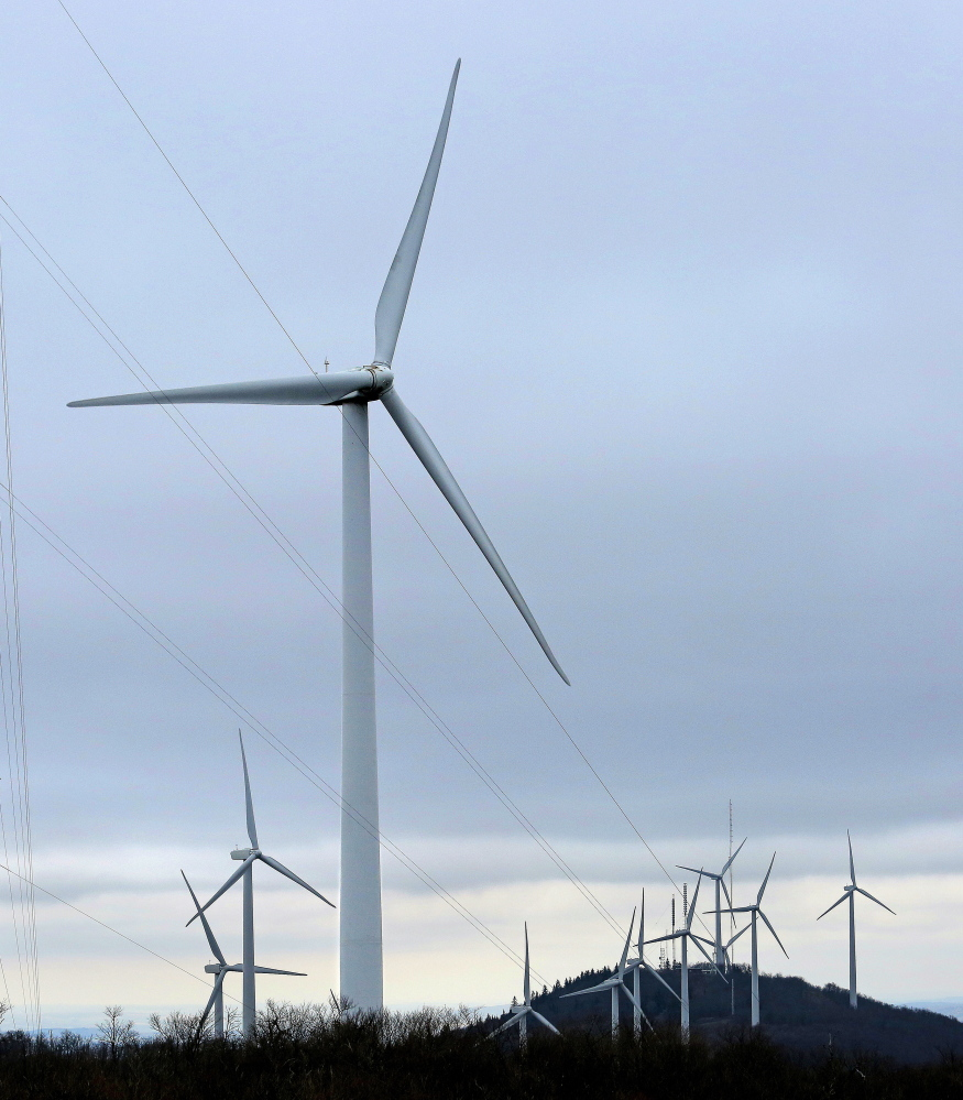 Wind development in the Moosehead Lake region will ruin views and hurt the tourism economy, a writer says.