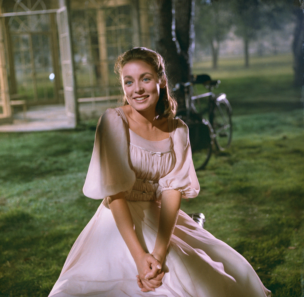 """Although 21 when she was cast as Liesl, Charmian Carr's youthful beauty helped her sound convincing when singing about being """"16 going on 17"""" in the role that defined her career."""