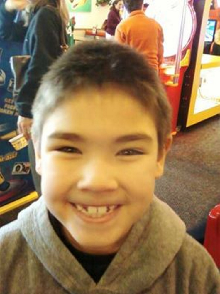 """At Lewiston Middle School, Jayden Cho-Sargent was known for his humor and kindness and for being """"a good kid."""""""