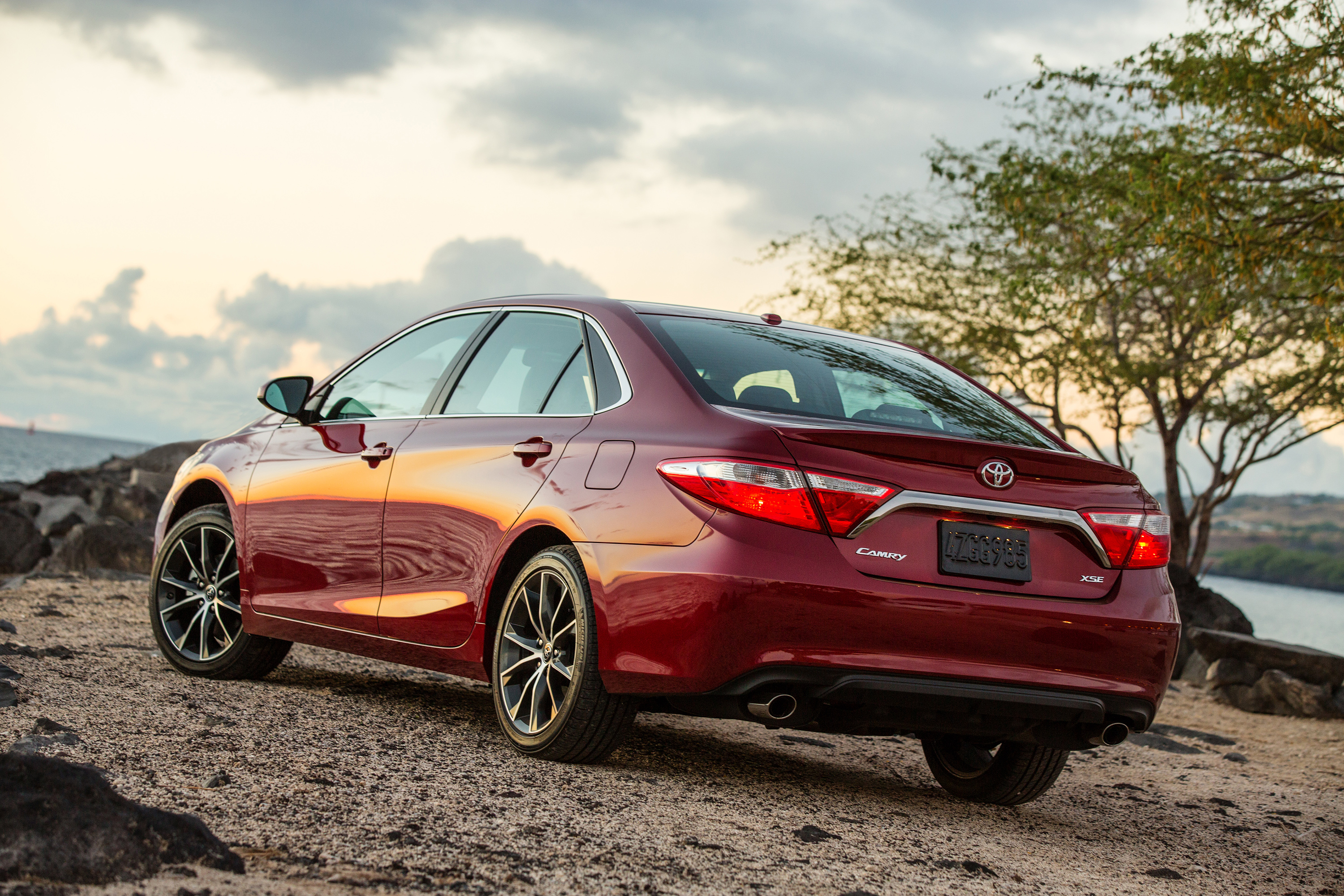 The Toyota Camry will likely come in again as the country's best-selling car of the year SUBMITTED PHOTO/Courtesy of Toyota.