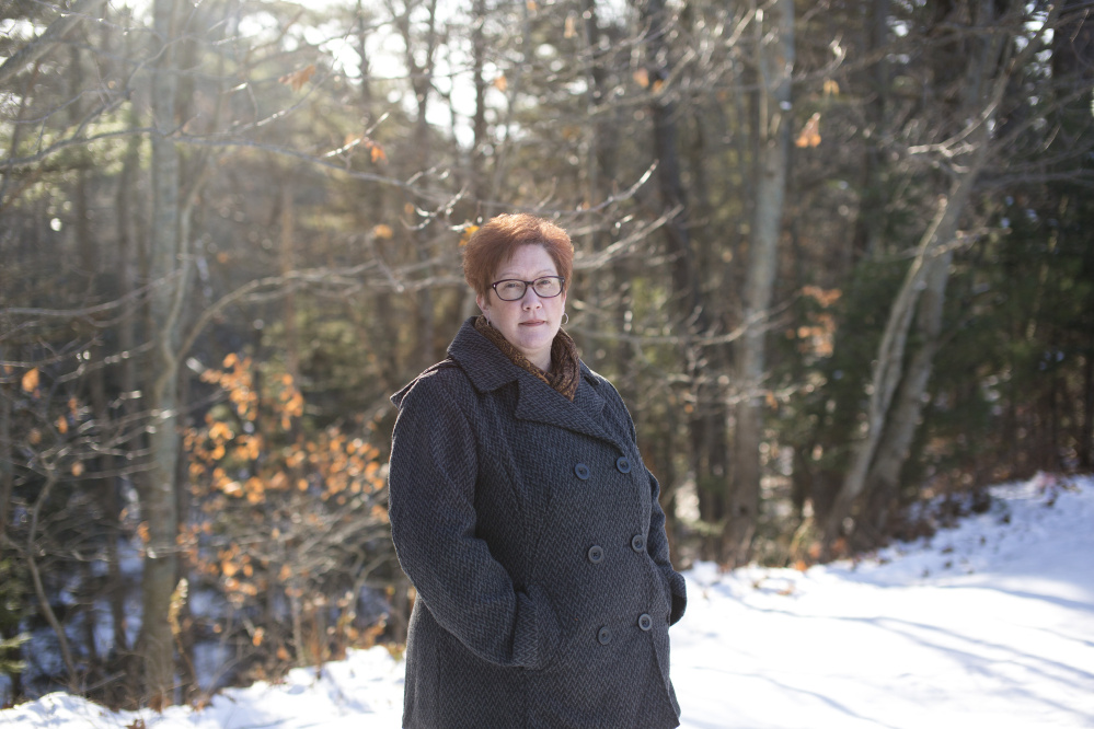 Paula Jackson Jones of Nobleboro, president of Midcoast Lyme Disease Support & Education, was diagnosed with the disease in 2011. The drought gave people a false sense of security about tick numbers, she states.
