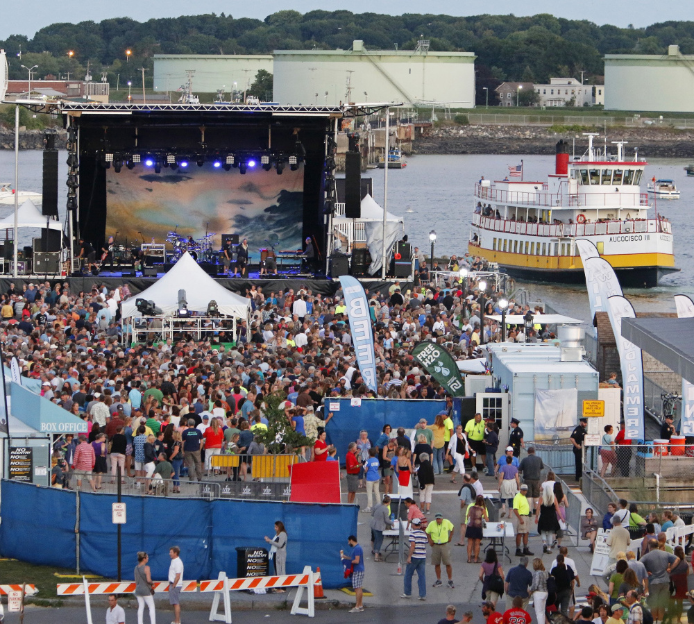 Portland City Councilor Belinda Ray says she's getting a lot of emails from residents who are concerned about the shows put on by Waterfront Concerts.