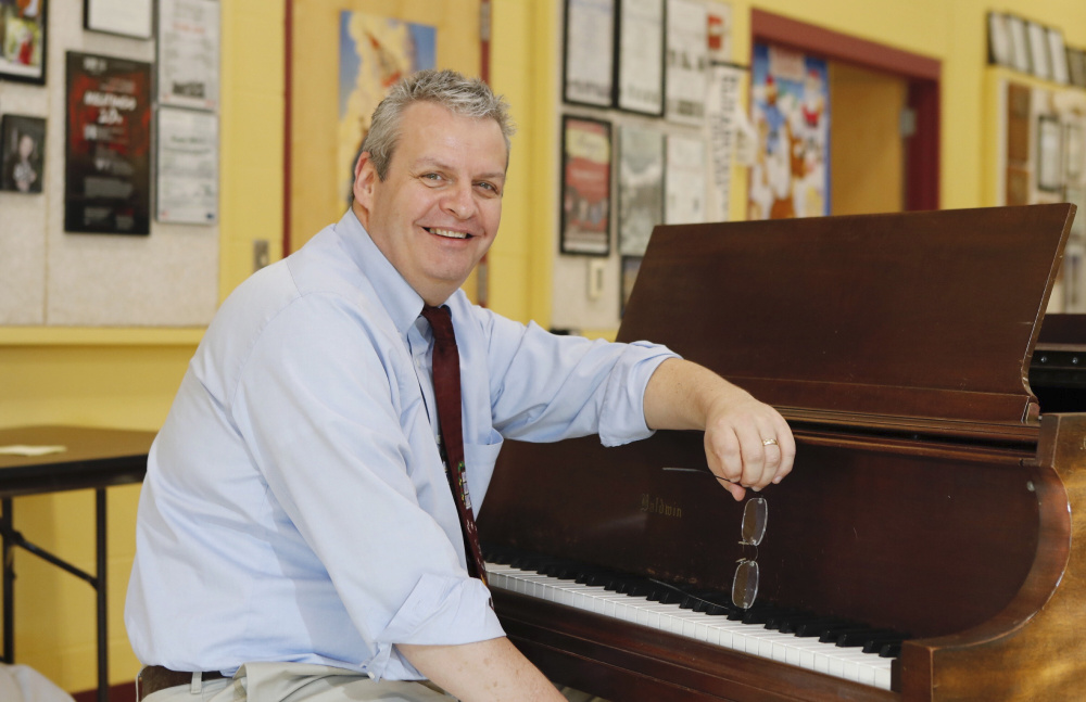 Richard Nickerson's choruses have performed at Carnegie Hall and the White House, and students of his have sung on Broadway and in national touring shows.