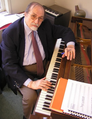 Elliott Schwartz taught at Bowdoin College from 1964 until 2007.