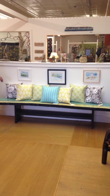 Full Circle Gallery on Main Street, Biddeford, will host The Zen of Shopping on Thursday. SUBMITTED PHOTO
