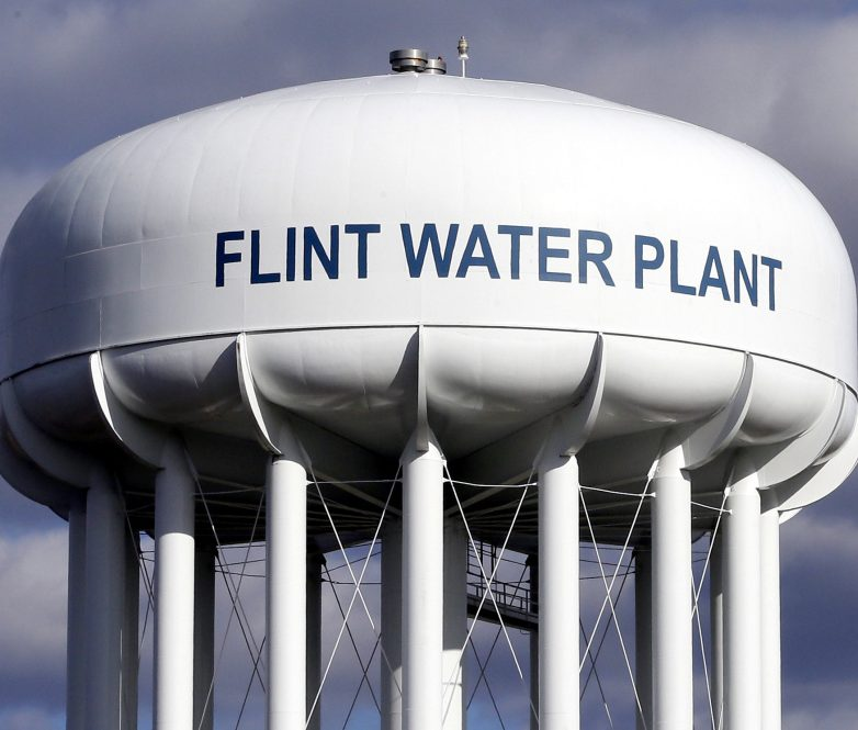 Residents of Flint, Mich., are still being advised to use filtered water for drinking and cooking.