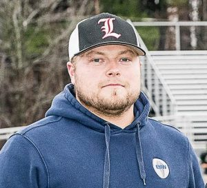 CHRIS KATES was hired to replace longtime Lisbon High School football coach Dick Mynahan on Monday. Kates is the first new Greyhounds coach in over 40 years.