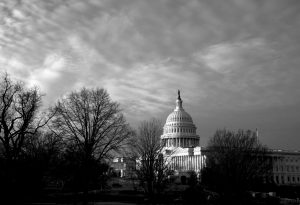 THE CAPITOL is seen at sunup in Washington on Feb. 17. House Republicans on Monday released their long-awaited plan for unraveling former President Barack Obama's health care law, a package that would scale back the government's role in health care and likely leave more Americans uninsured.