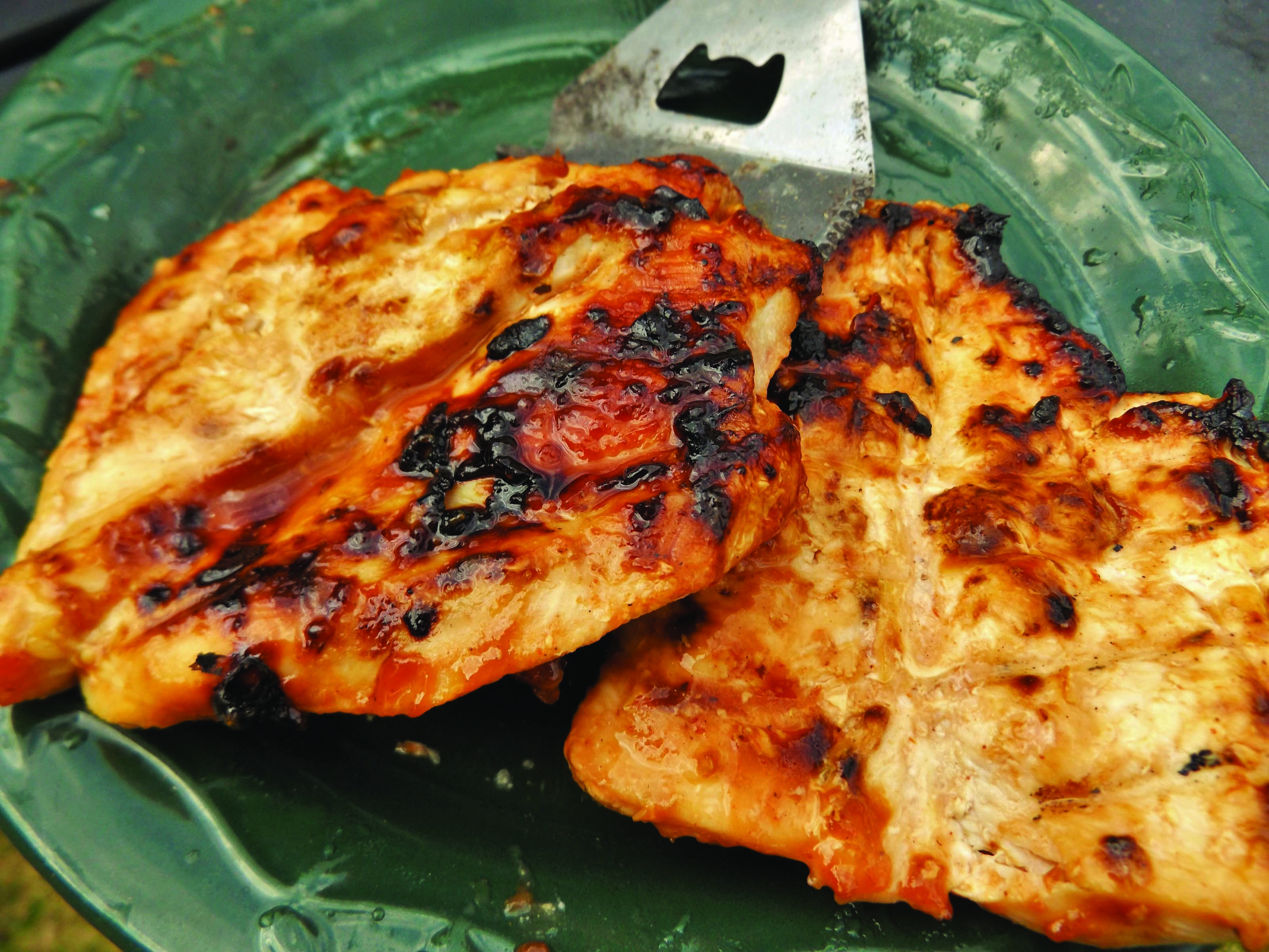 Jacks Barbecue Sauce is a tangy compliment to outdoor grilling season for chops, chicken or steak. SUBMITTED PHOTO
