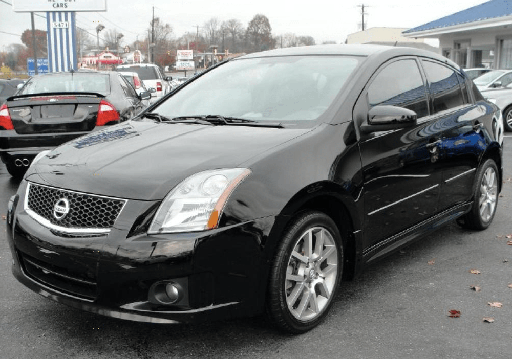 An example of a 2008 Black Nissan Sentra. Biddeford Police are searching for Audrey M. Brown, last seen operating the same car with license plate 9161SK around 4:45 p.m. Wednesday. SUBMITTED PHOTO