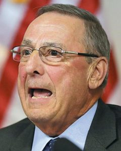 Gov. Paul LePage ... administration's actions are an attempt to cut bureaucracy and get more funding directly into job training