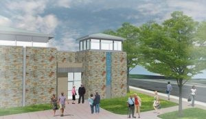 A GROUND BREAKING CEREMONY for a new Roman Catholic Diocese of Portland on the St. John's campus will be held Sunday