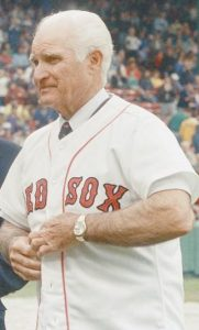 FORMER RED SOX Hall of Fame second baseman Bobby Doerr has died. He was 99.