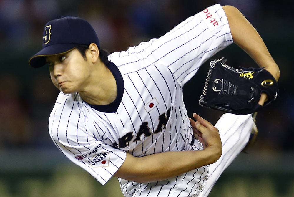 Japanese star Shohei Ohtani, who hopes to be both a pitcher and a hitter in the major leagues, has agreed to sign with the Los Angeles Angels, according to his agent.