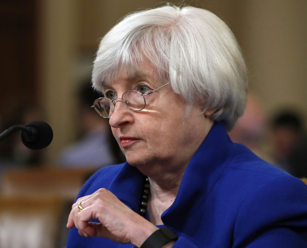 Janet Yellen will hold her final news conference as Fed chair Wednesday, and may feel at liberty to go further than usual in illuminating the Fed's outlook for the coming months.